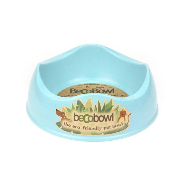 Miska pre psíkov/mačky Beco Bowl 21 cm, modrá