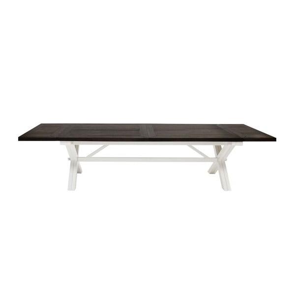 Rozkladací jedálenský stôl Skagen, 240x76x100 cm