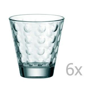 Sada 6 pohárov na whisky LEONARDO Ciao, 215 ml
