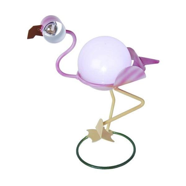 LED záhradná dekorácia Swan