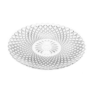 Sklenený tanier Unimasa Harlequin, priemer 25,5 cm