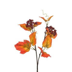 Dekorácia J-Line Autumn, 48cm