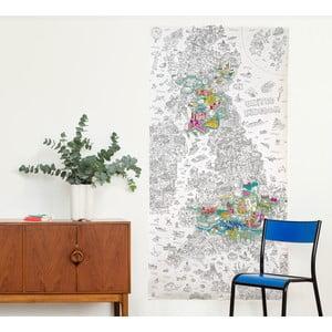 Maľovanka OMY UK XXL (180 x 100 cm)