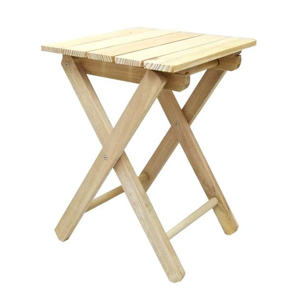 Skladací stôl Wood Table, 34x43 cm
