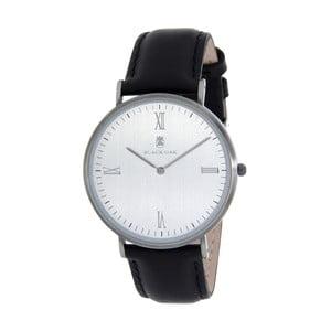 Čierno-strieborné dámske hodinky Black Oak Stylo