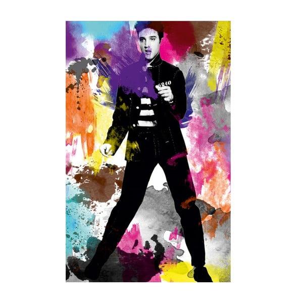 Obraz Milovaný Elvis, 45 x 70 cm