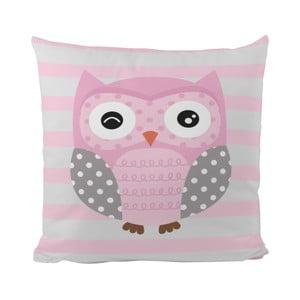 Vankúš Dotted Owl, 50x50 cm