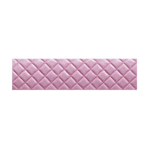 Posteľ Karup Rock-o Pink Black / Pink