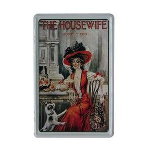 Ceduľa Housewife, 20x30 cm