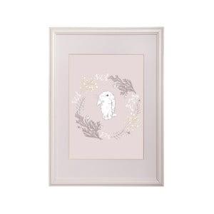 Zarámovaný obraz Bunny Three
