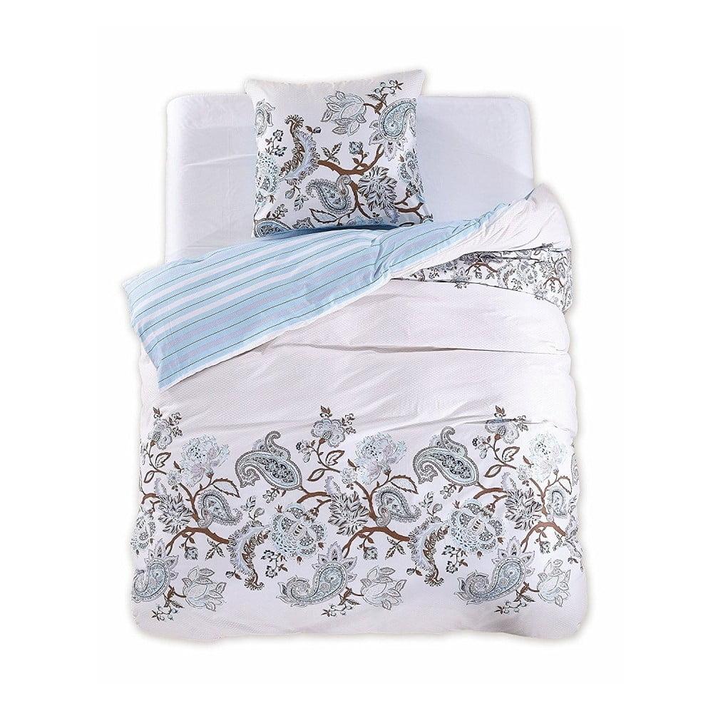 Bavlnené obliečky na dvojlôžko DecoKing Bordure, 200 × 220 cm