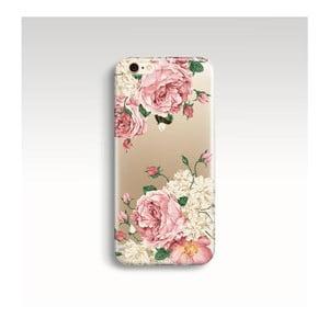 Obal na telefón Floral I pre iPhone 6/6S