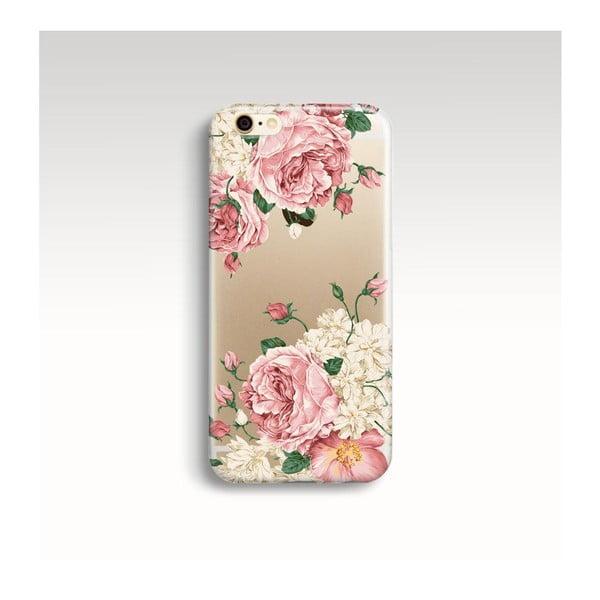 Obal na telefón Floral I pre iPhone 5/5S