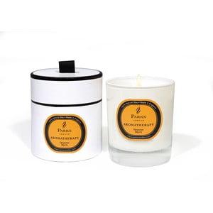 Sviečka s vôňou myrhy Parks Candles London Aromatherapy, 50hodín horenia