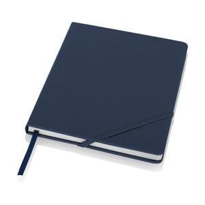 Modrý zápisník Balmain A5 v darčekovej krabičke