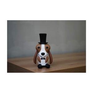 Vývrtka v tvare psa Qualy&CO Hound