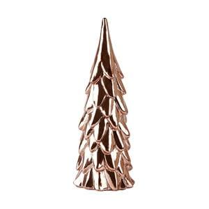 Dekoratívna soška KJ Collection Tree Copper, 24 cm
