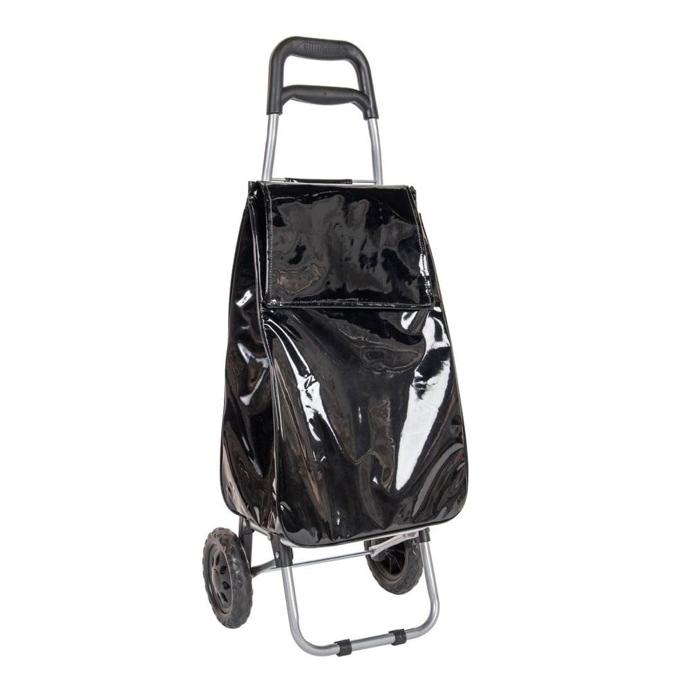 Čierna taška na kolieskach Sabich Patent