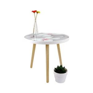 Odkladací stolík Furniteam Design, ⌀50 cm