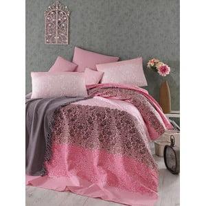 Prikrývka na posteľ Double Pique 201, 200x235 cm