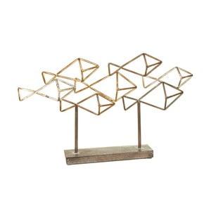 Kovová dekorácia Santiago Pons Chiffre