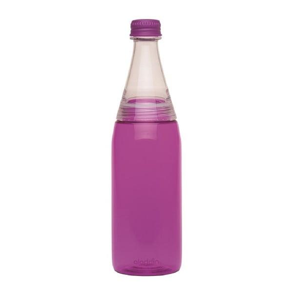 Fialová fľaša na vodu Bistro To-Go, 700ml