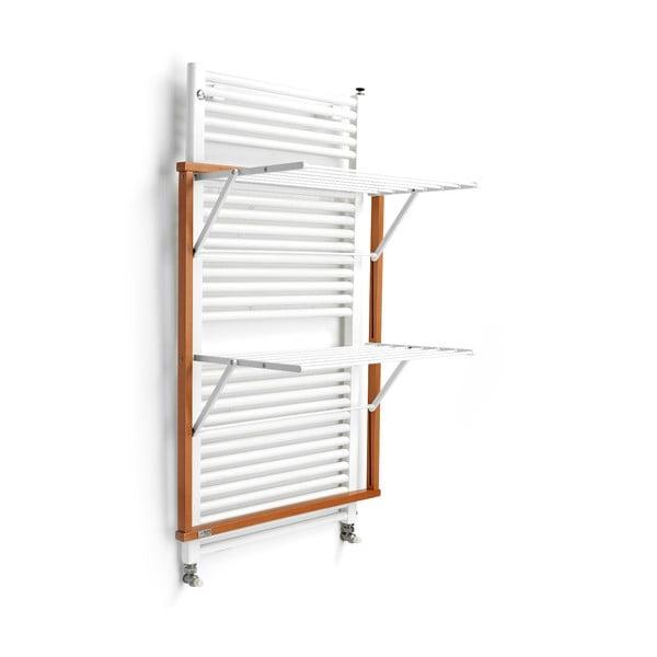 Sušiak na bielizeň z bukového dreva na rebríkové kúrenie Arredamenti Italia