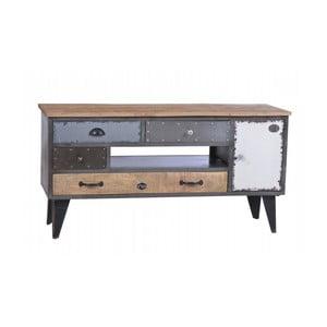 Televízny stolík z mangového dreva SOB Vintage