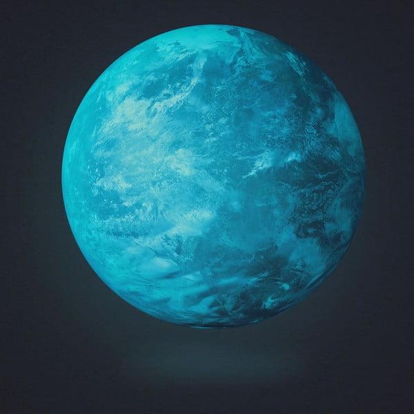 Samolepka svietiaca v tme Fanastick Earth
