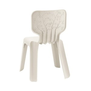 Detská biela stolička Magis Alma
