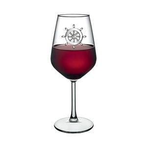 Pohár na víno Vivas Rudder, 345 ml