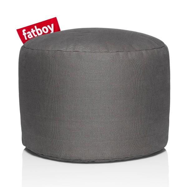 Sivo-béžový sedací vak Fatboy Point