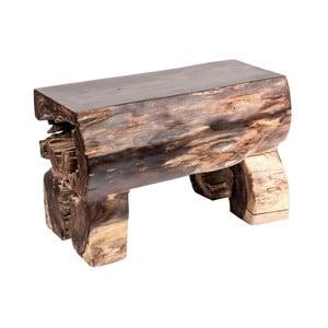 Záhradná stolička z palisandrového dreva Massive Home Onur Dare