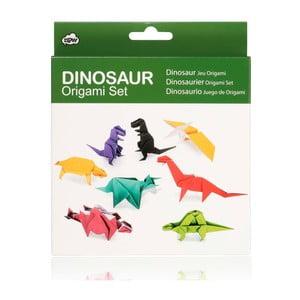 Set origami skladačiek npw™ Origami Dinosaur