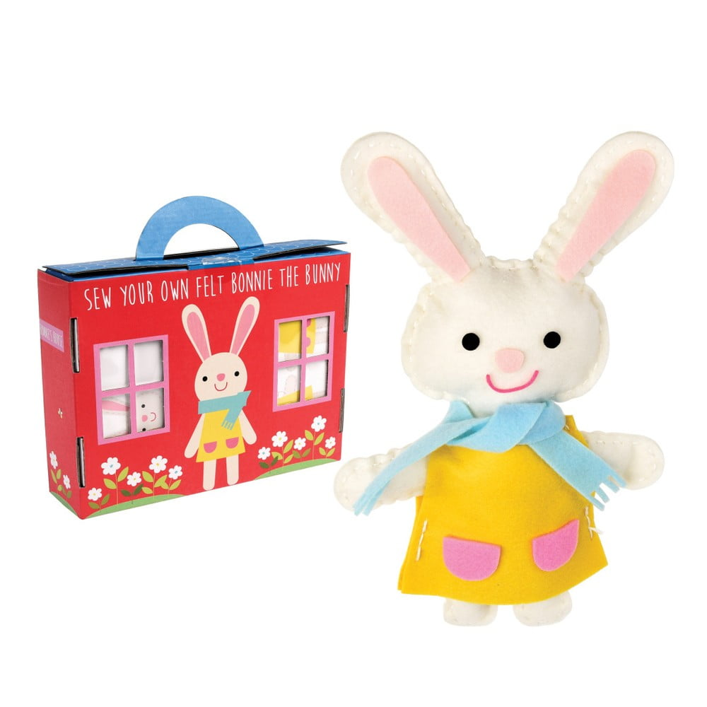 Set na una šitie plyšové hračky Rex London Bonnie the Bunny