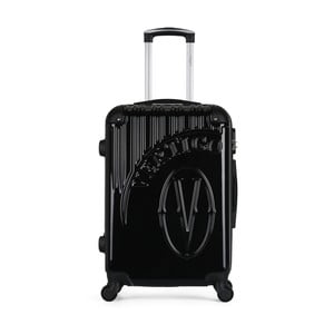 Čierny cestovný kufor na kolieskach VERTIGO Valise Grand Format Duro, 33 × 42 cm