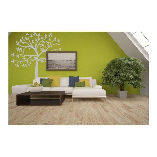 Dekoratívna samolepka Sivý strom, 200x170 cm