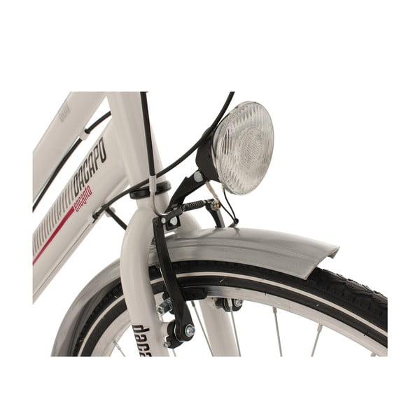 """Dámsky bicykel City Bike Encanto White, 28"""""""