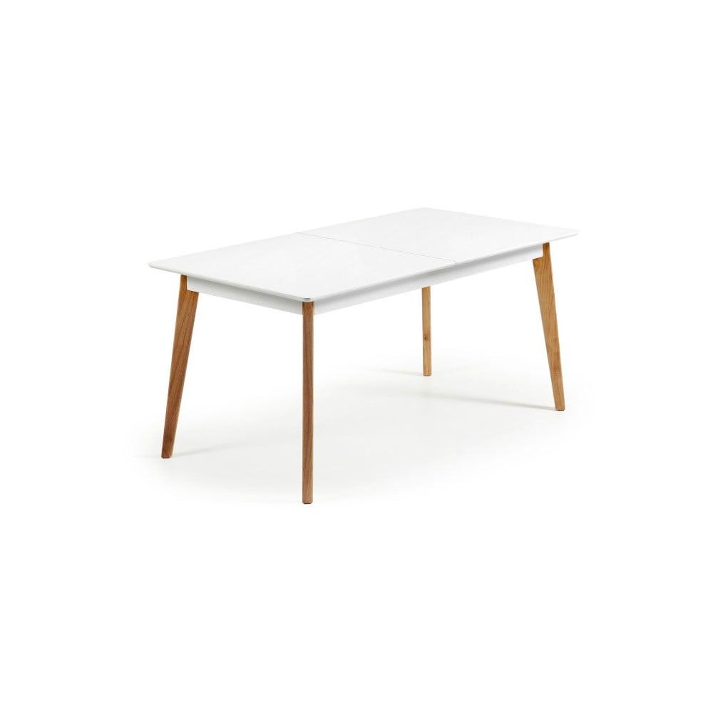 Rozkladací jedálenský stôl La Forma Meet, dĺžka 160-200 cm