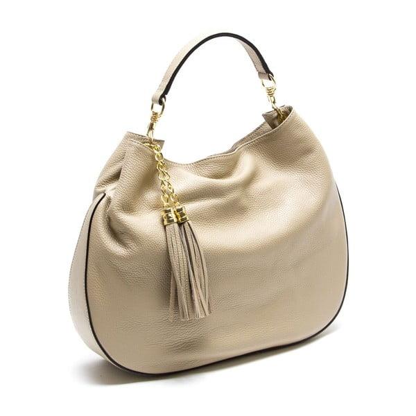 Kožená kabelka Maria 1118 Fango