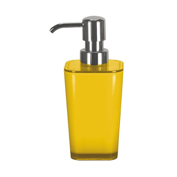 Zásobník na tekuté mydlo Easy Yellow