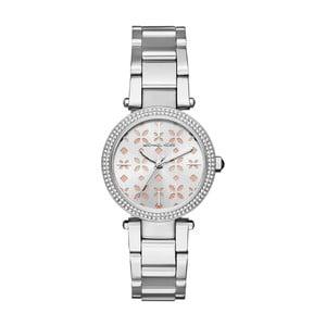 Dámske hodinky v striebornej farbe Michael Kors Bethy