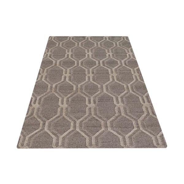 Ručne tkaný koberec Kilim D No.754, 155x240 cm