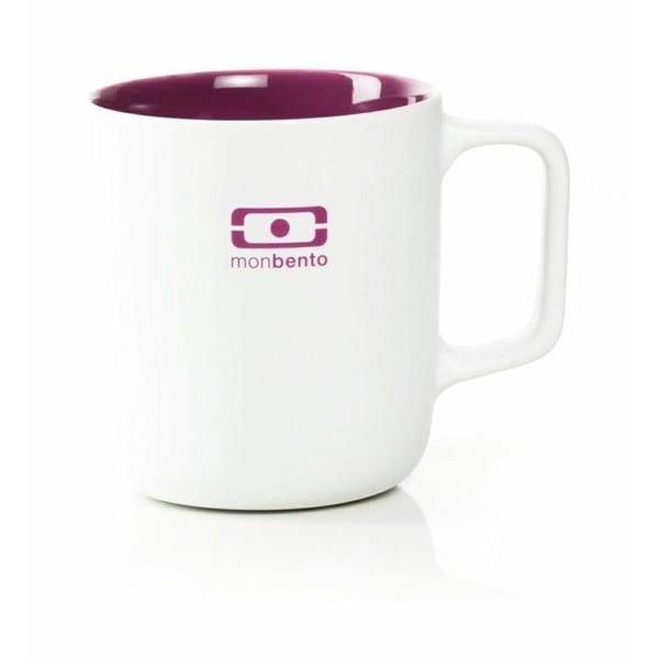 Porcelánový hrnček Mug Plum