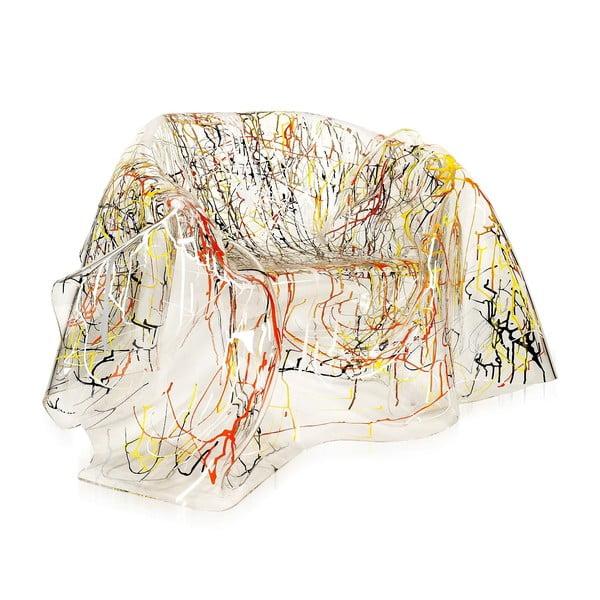 Kreslo Drapppeggi Poltrona Multicolor