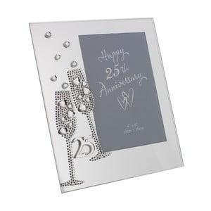Rámik na fotografiu k 25. výročiu Celebrations, na fotografiu 10×15 cm