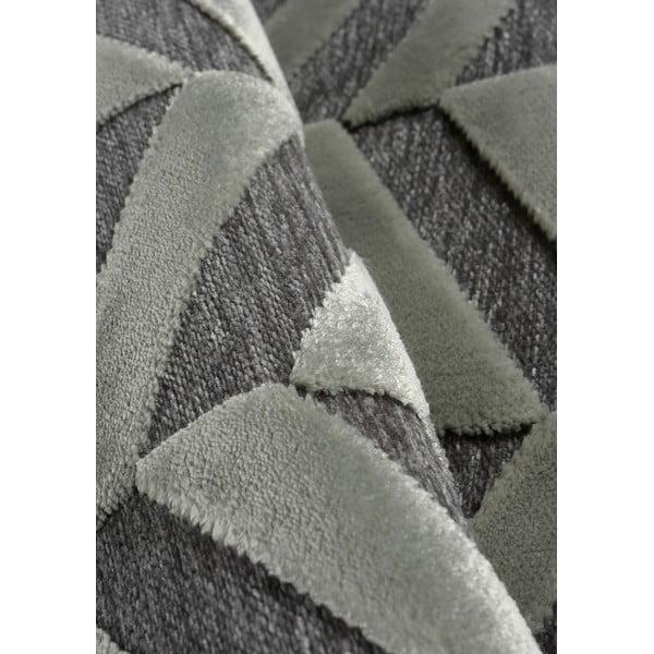 Koberec Genova no. 705, 100x140 cm, sivý