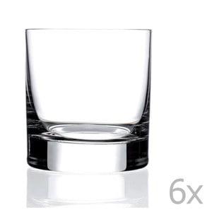 Sada 6 pohárov RCR Cristalleria Italiana Santuzza, 210 ml