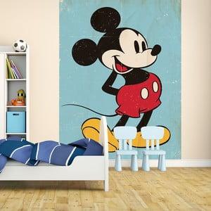 Veľkoformátová tapeta Mickey, 158x232cm