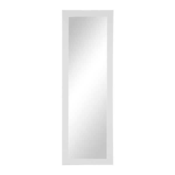 Zrkadlo Glossy White